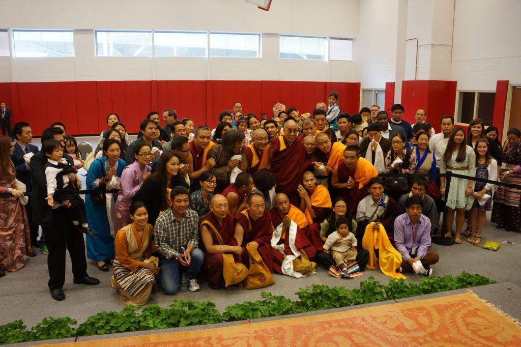 local Tibetan COmmunity