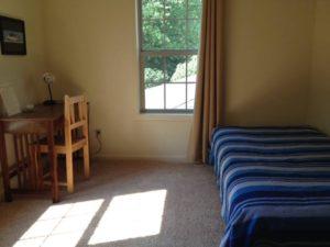 Retreat room at DGCEC