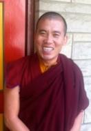 Monk -Geshe Sonam