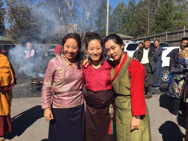 3 Tibetan Women
